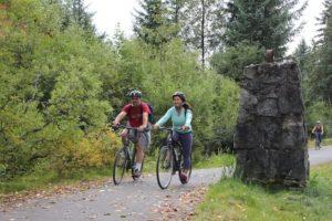 Cyclers, Cycle Alaska, Juneau, Alaska