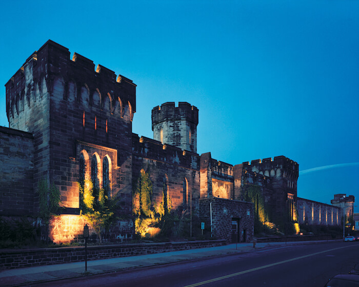Get inside history at Eastern State Penitentiary