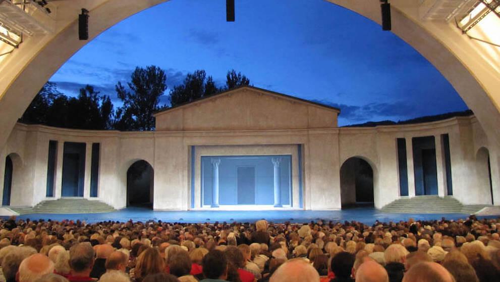 Passion Play, Oberammergau, Germany