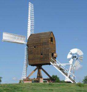 Windmill, American Windmill Museum, Lubbock, Texas