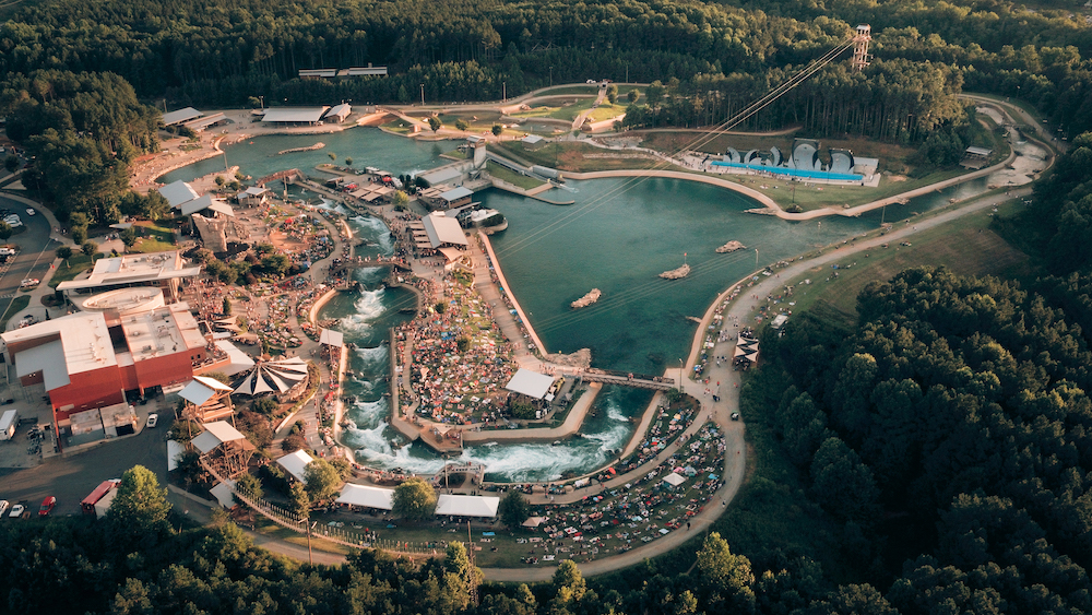 U.S. National Whitewater Center in Charlotte, North Carolina