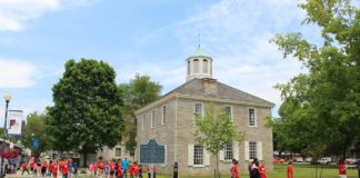 The Corydon State Historic Site, Harrison County Indiana
