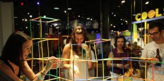 Get hands-on with science at Discovery Place
