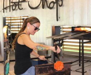 The Hot Shop, Coastal Arts Center of Orange Beach, Orange Beach, Ala.