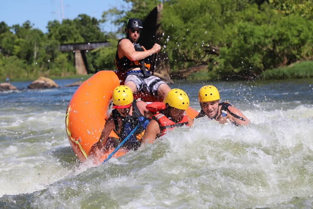 Fill an adrenaline fix with RVA Paddlesports