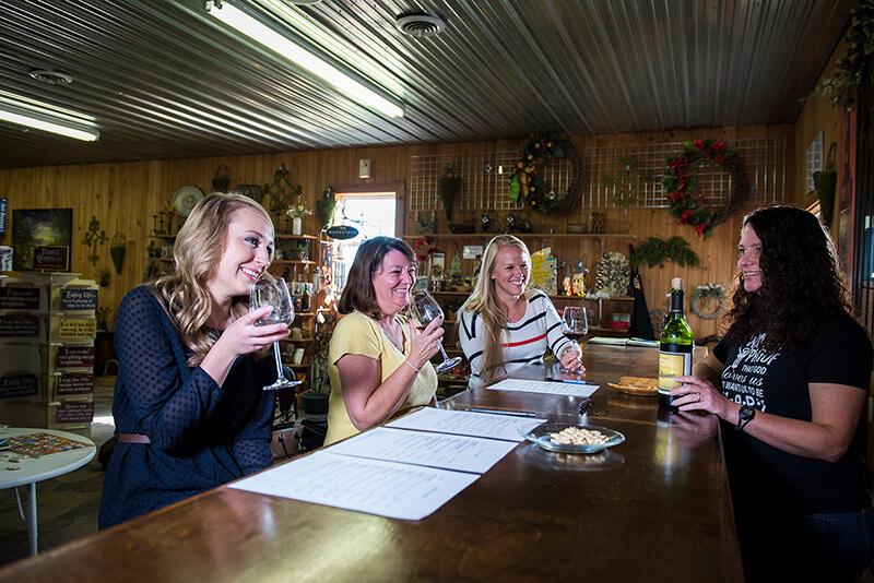 Jacksonville Onslow County wine tasting