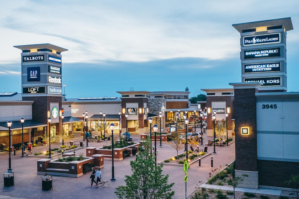 Twin Cities Premium Outlets, Eagan, Minn.
