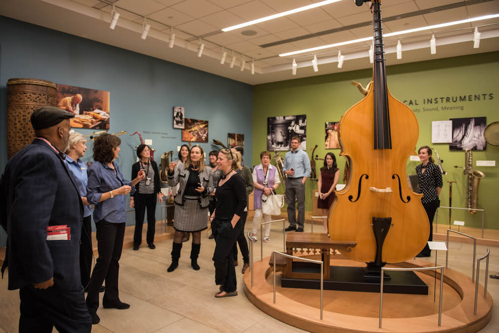 Strum some group fun at Musical Instrument Museum