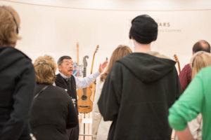 Guided tour, Musical Instrument Museum, Phoenix, Ariz.