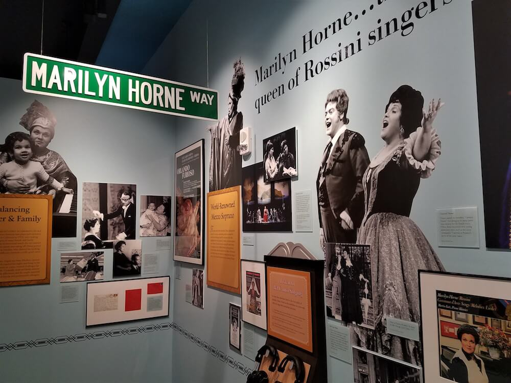 Marilyn Horne Museum celebrates famed singer