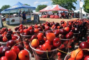 National Cherry Festival, Traverse City, Mich.