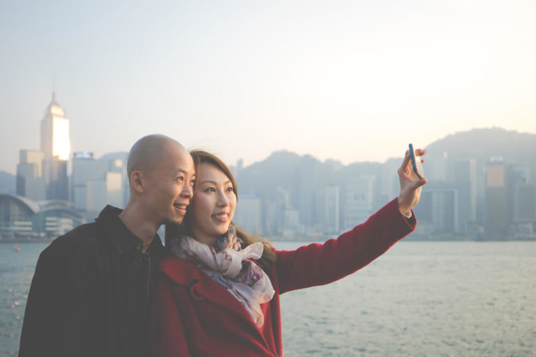 Marketing to Chinese tourists traveling to North America