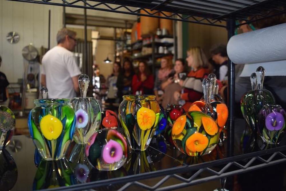 Lotton Art Glass Gallery & Studios, Crete, IL