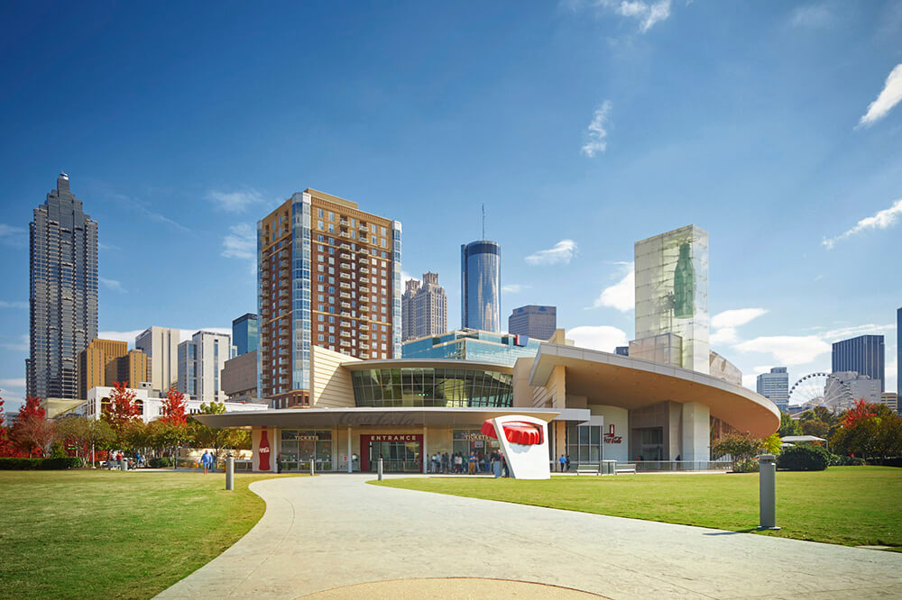 World of Coca-Cola, experience 5 must-see exhibits