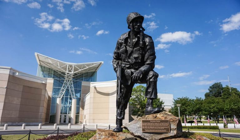Airborne & Special Operations Museum, Fayetteville, N.C.