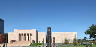 Joslyn Art Museum, Omaha, Neb. exterior