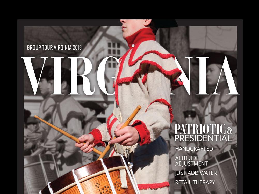 Group Tour Virginia 2019 digital edition