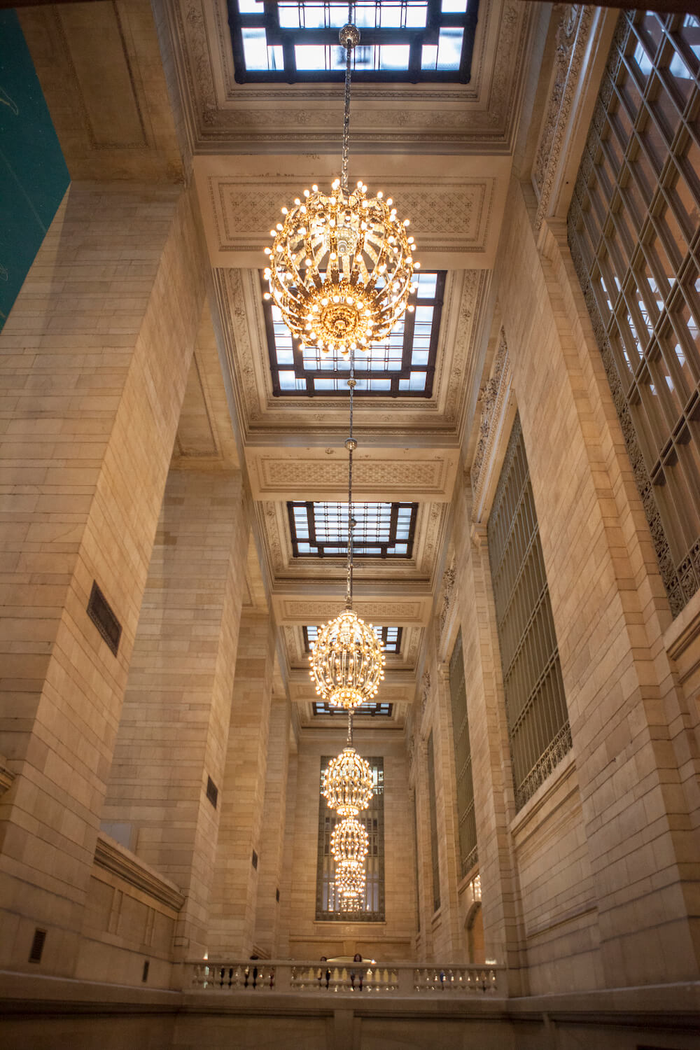 Architecture attractions Grand Central Terminal