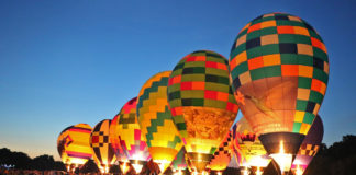 Red River Balloon Rally, Shreveport-Bossier, La. Shreveport-Bossier festivals