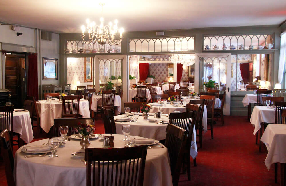 The Red Lion Inn in Stockbridge, Massachusetts