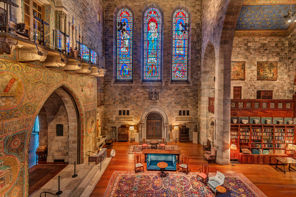 Glencairn Museum, Bryn Athyn, Pa. Valley Forge