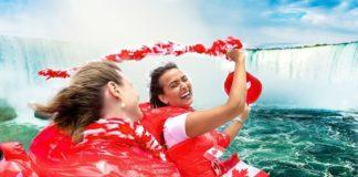 Hornblower Niagara Cruises in Niagara Falls, Ontario, Canada