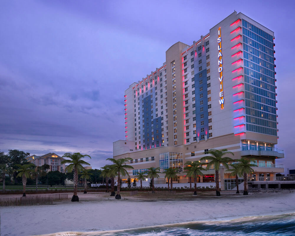 Island View Casino Resort in Gulfport, Mississippi