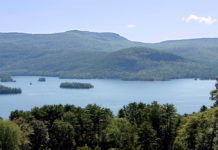 The Queen of American Lakes; Lake George, NY Lake George Area