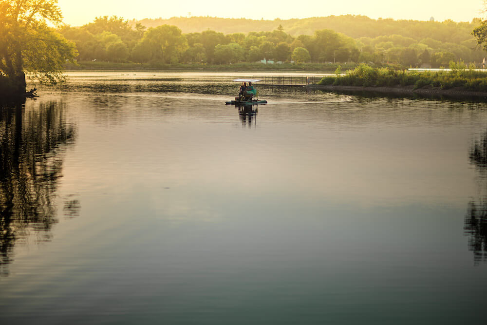 Silver Lake, Rochester, Minn.