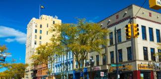 Main Street, Ann Arbor, Michigan