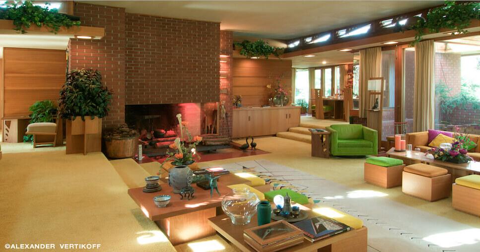 Interior, SAMARA, West Lafayette, Ind.