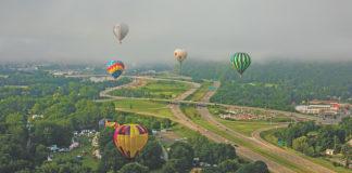 Spiedie Fest & Balloon Rally, Binghamton, N.Y. Credit: Visit Binghamton