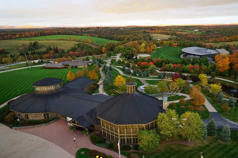 Bethel Woods Center for the Arts, Bethel, N.Y. Credit: Courtesy of Bethel Woods Center for the Arts Woodstock