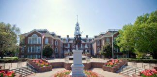 Legislature Hall, Dover, Del. Credit: Kent County Tourism