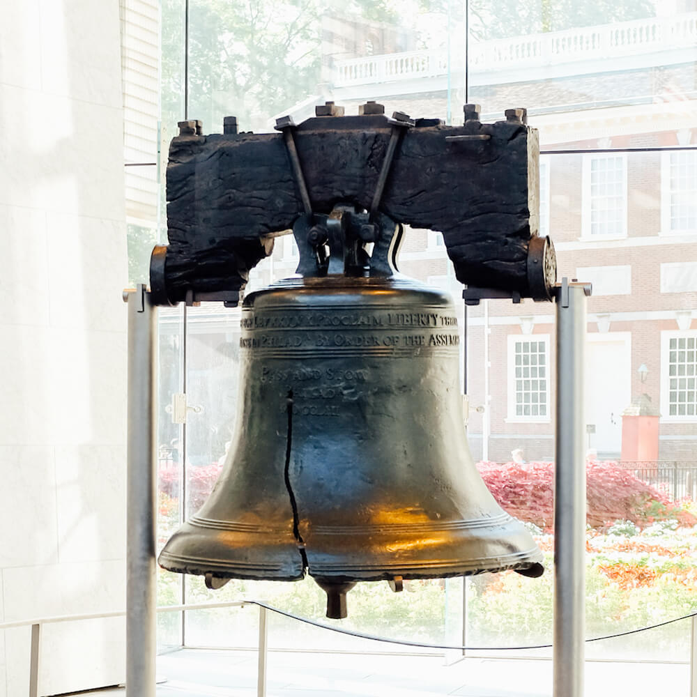 Liberty Bell, Philadelphia, Pa. Credit: Kyle Huff for PHLCVB