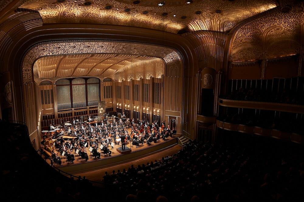 Severance Hall interior, Cleveland, Ohio Credit: Roger Mastroianni
