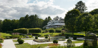 The Mount, Lenox, Mass. Credit: John Seakwood