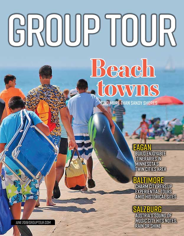 June 2019 Northeast/Midwest Group Tour Magazine