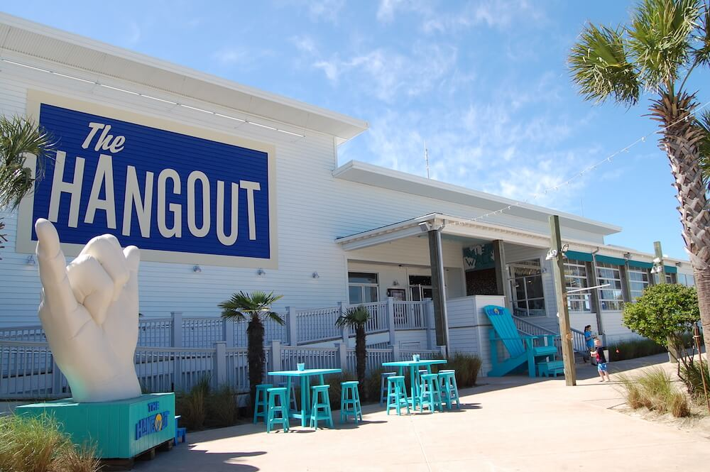 The Hangout in Gulf Shores, Alabama