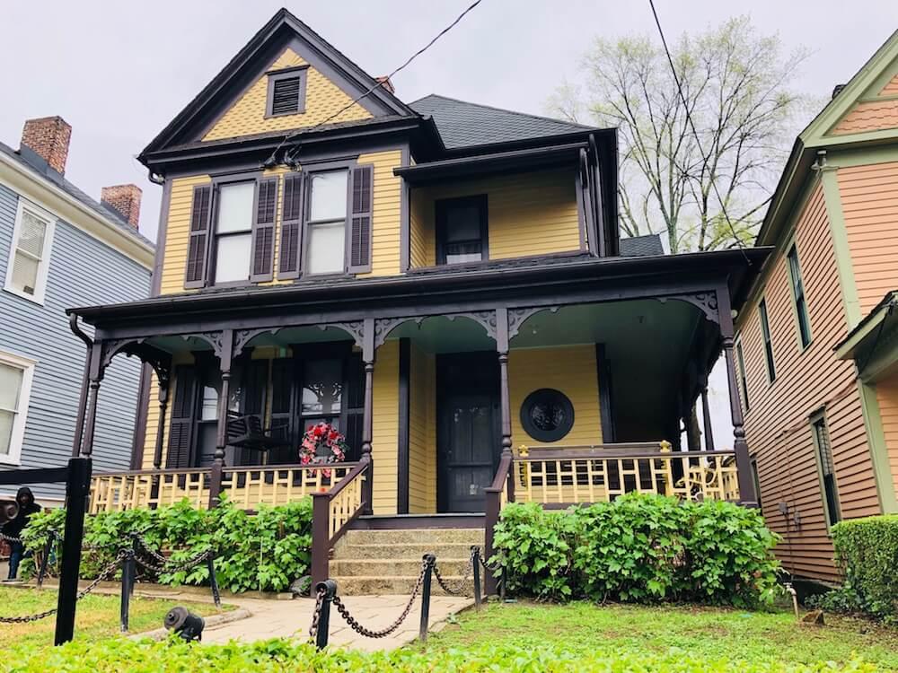 Martin Luther King, Jr. Birth Home in Atlanta, Georgia