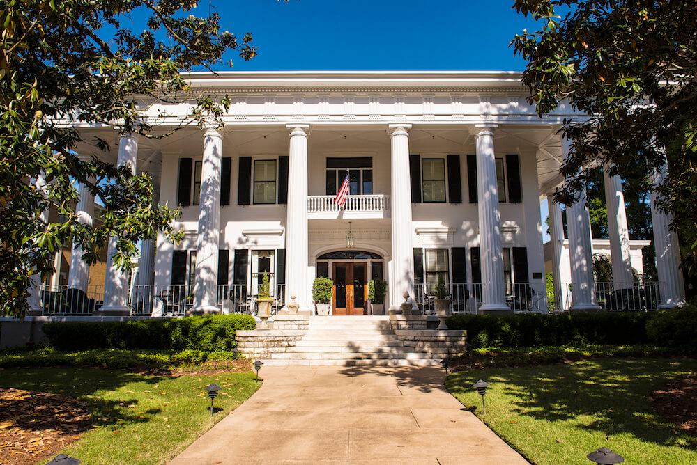 1842 Inn in Macon, Georgia