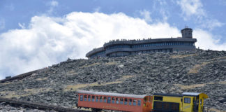 Mount Washington Cog Railway celebrates 150 years.