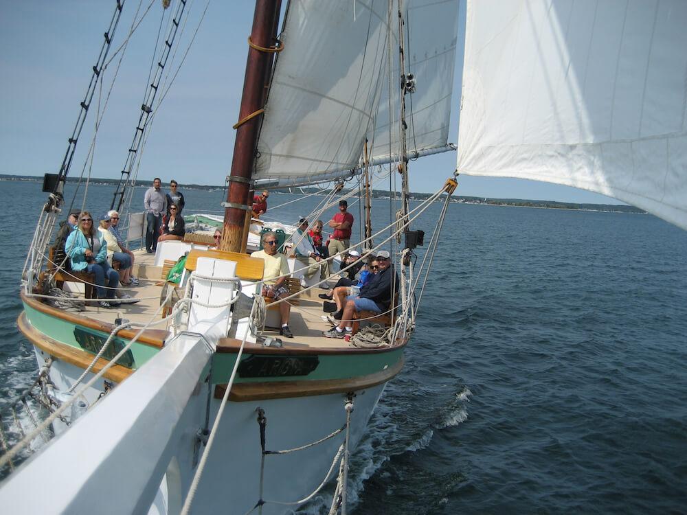 Argia Mystic Cruises