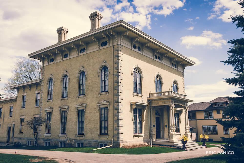 Lincoln-Tallman House