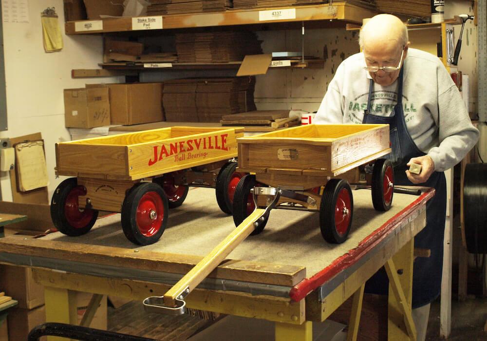 Wisconsin Wagon Company