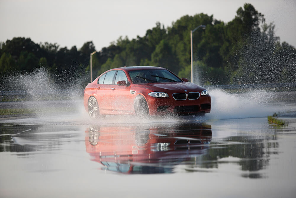 BMW Performance Center and Zentrum Museum in Greenville, South Carolina