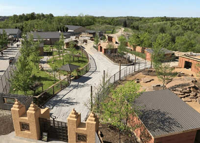 zoo expanding at ark encounter