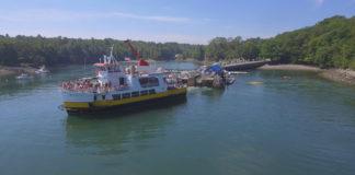 Casco Bay Line ship