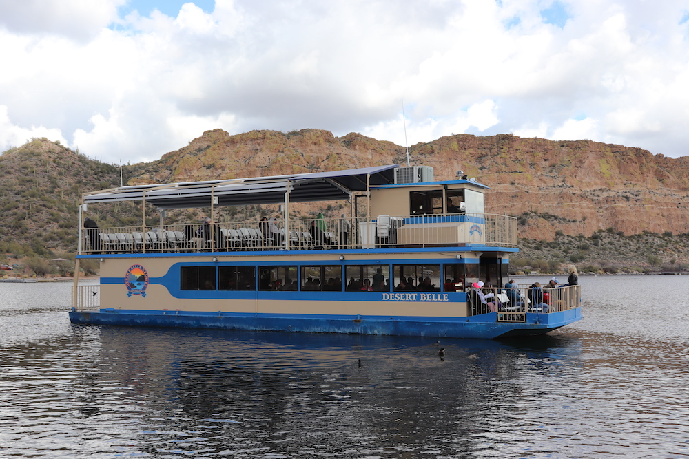 Desert Belle Cruises