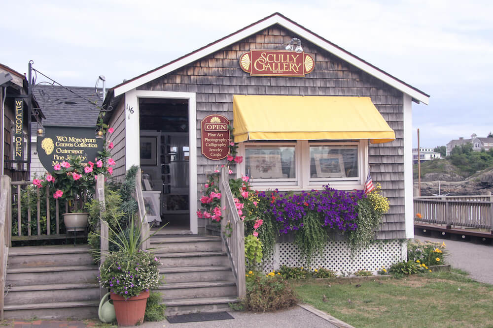 shop in Ogunquit, Maine